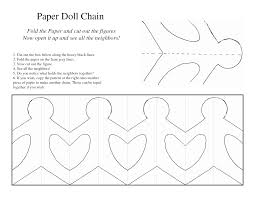 printable christmas paper chain templates u2013 christmas fun zone