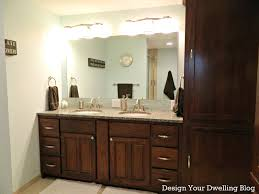 Mirror Light Bathroom Cabinet by Home Decor Bathroom Mirror Cabinet With Light Bathroom Vanity