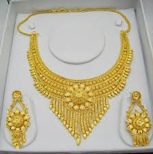 gold plated necklace set images Jewellery india online shop indian gold plated necklace sets jpg