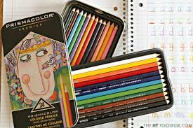 prism colored pencils 3 handwriting activities using colored pencils the ot toolbox