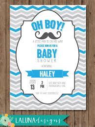 mustache baby shower invitations baby shower invitations mustache cimvitation