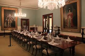 state dining room government house south australia