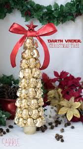 darth vader christmas tree carrie elle