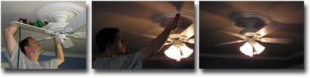 Bronze Ceiling Medallion by A Step By Step Guide On Installing A Ceiling Medallion