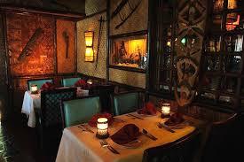 Interior Decorators Fort Lauderdale Romantic Hospitality Interior Design Of Mai Kai Restaurant Fort