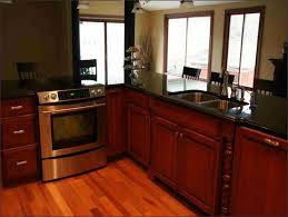 Kitchen Cabinets In Brampton Refinished Kitchen Cabinets Before And After Preferred Home Design