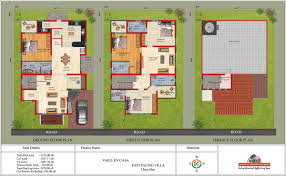 East Facing Duplex House Floor Plans by Innovation 30 X 60 Duplex House Plans 3 West Facing Arts By Feet