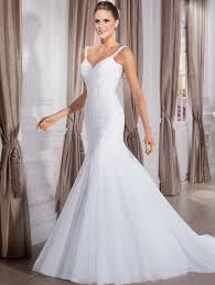 tight wedding dresses vestido de noiva sereia spaghetti beading white tight
