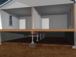 crawl space joist repair by greater louisville foundation
