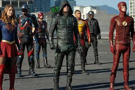 a true four show crossover may be coming to the cw today u0027s news