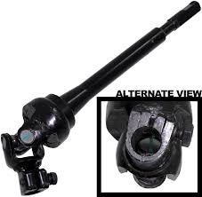 nissan maxima axle replacement cost amazon com apdty 536711 intermediate steering shaft lower w