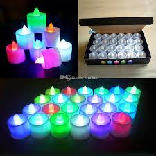 2018 led electronic candle lights festival celebration electric