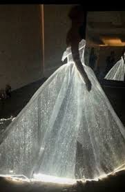 zac posen light up gown couture led dress lights up the met gala 2 materia