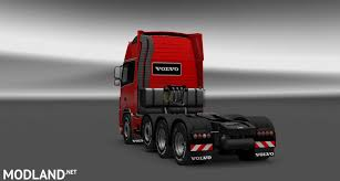 volvo heavy vehicles volvo fh16 classic heavy duty addon v1 0 stable mod for ets 2