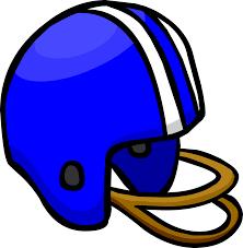blue football helmet club penguin wiki fandom powered by wikia