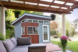 Backyard House Shed by Buy Amish Storage Sheds And Prefab Garages Add Space For Life