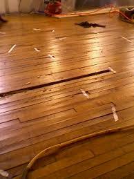 install unfinished hardwood flooring