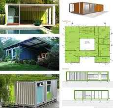 Container Homes Interior Recycled Shipping Container Dwellings By Ic Green Ships Kids S