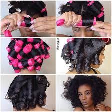 Roller Set Hairstyles 183 Best Natural Hair Roller Set Images On Pinterest Hair Roller