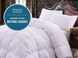 Duvet Vs Duvet Cover The Best Comforters You Can Buy Business Insider