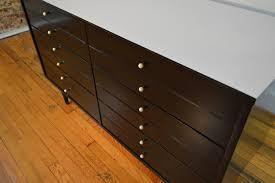 American Of Martinsville Bedroom Furniture American Of Martinsville Dresser Ebonized Black Lacquer