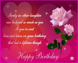 best 25 birthday greetings for daughter ideas on pinterest