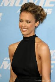 black tie event hairdos incredible beauty jessica alba hairstyles fashion and event hair