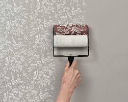 Home Decor Wall Painting Ideas Creative Painting Ideas And Patterned Paint Rollers From The