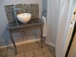 meuble sous vasque sur mesure faire un meuble toilette
