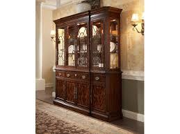 lexington furniture china cabinet fine furniture design dining room breakfront china 1110 841 842