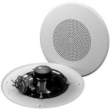 bathroom good looking flush mount ceiling speakers home design