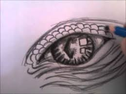 how to draw a dragon eye http www youtube com watch v
