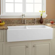 Discount Apron Front Kitchen Sinks by Kitchen Kraus Apron Sink Cheap Apron Sink Apron Sinks