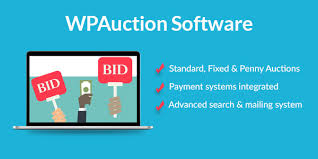 auto bid auction auction plugin to create best auction websites