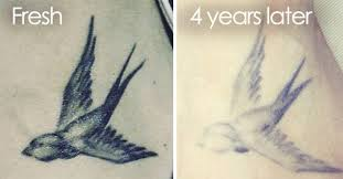 thinking of getting a tattoo these 16 pictures show what old