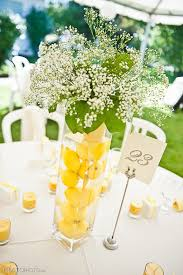 Vases For Centerpieces For Weddings Best 25 Lemon Centerpiece Wedding Ideas On Pinterest Yellow