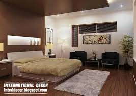 bedroom color schemes or by latest bedroom color schemes brown