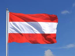 Flag Im Große österreich Flagge 150 X 250 Cm Flaggenplatz De