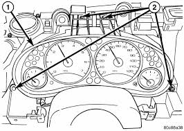 2002 jeep liberty speedometer problems how do i change a light bulb in the instrument panel of a 2002