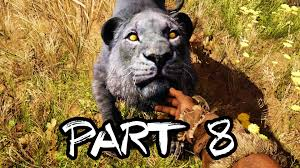 far cry 4 dead tiger wallpapers far cry primal gameplay walkthrough part 8 rare black lion