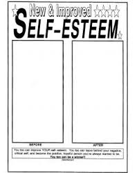 free self esteem worksheets free worksheets library download and