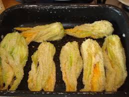 ricette con fiori di zucchina al forno fiori di zucca ripieni di philadelphia e prosciutto di praga al