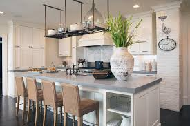 Gray Kitchens Grey Quartz Kitchen Countertops Outofhome