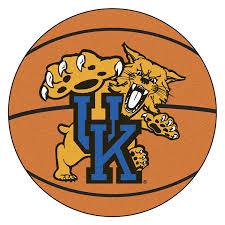 halloween rug amazon com fanmats kentucky wildcats basketball shaped mat