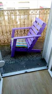 Pallet Patio Furniture Cushions by Pallet Garden Chair 99 Pallets