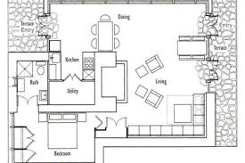 floor plans for small cabins 6 small cabin open floor plan awesome two bedroom house plans