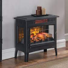 Electric Fireplace Stove Home Duraflame Vent Free Electric Stove Reviews Wayfair