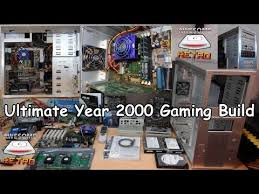 15 Insane Pc Builds That Will Make You Drool by Ultimate Year 2000 Gaming Build 3dfx Voodoo5 Asus Cusl2 P3 1ghz