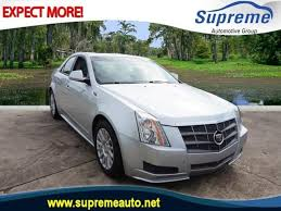 used 2010 cadillac cts plaquemine silver 2010 cadillac cts used car for sale spu1495a1
