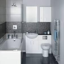 Images Of Small Bathrooms Designs 10 Inspirational Examples Of Gray And White Bathrooms U003e U003e This